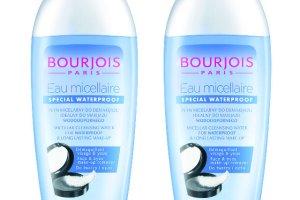 Płyn micelarny Bourjois do zmywania makijażu wodoodpornego