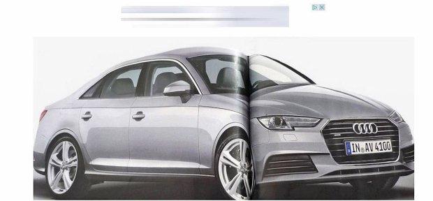 IAA 2015 | Audi A4 B9 | Raczej ewolucja