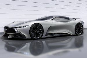 Infiniti prosto z Gran Turismo Sport