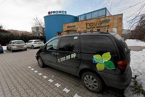 Taks�wkarze-ochroniarze zn�w wyjad� na krakowskie drogi