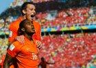 Mistrzostwa �wiata w pi�ce no�nej 2014. Holandia wygra�a z Chile i zaj�a pierwsze miejsce w grupie