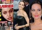 """""""Jak w worku na �mieci"""". """"Ma za du�e piersi"""". Angelinie Jolie kilka razy mocno oberwa�o si�. I to w kr�tkim czasie"""