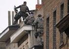 Szturm na budynek w Brukseli. Ale terrorystów tam nie było
