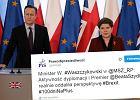 """Rząd Beaty Szydło """"oddalił perspektywę Brexitu"""". Internet przypomina wpis z lutego"""