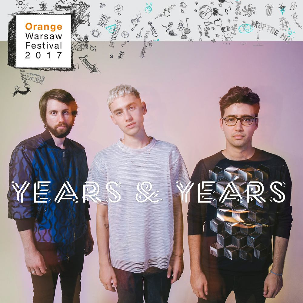 Years & Years / materiały prasowe