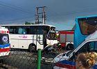 Zderzyły się dwa autokary wiozące dzieci z wycieczki. Kilkanaście osób rannych