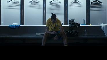 Smutek i... nadzieja. Poruszaj�ca reklama ze Zlatanem Ibrahimoviciem