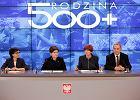 Konferencja premier Beaty Szyd�o po posiedzeniu rz�du