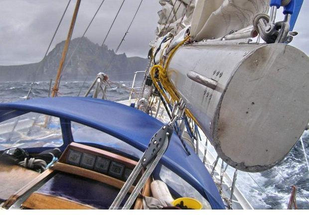 Jacht Polonus