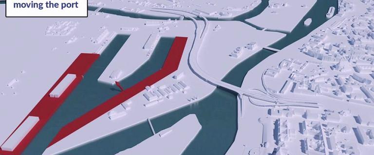 Prezentacja projektu, który wygrał architektoniczno-urbanistyczny konkurs Łasztownia. Nowe Serce Miasta