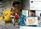 Szukasz Pokemonów? A może poszukasz ich? Syryjczycy używają gry, by pokazać dramat dzieci