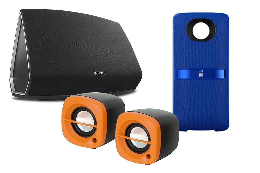 Akcesoria do laptopów: głośniki