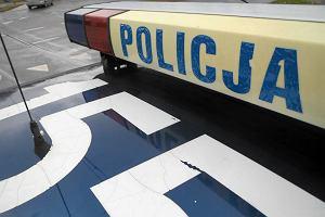 Wypadek na trasie DK1. Ranna 23-letnia motocyklistka