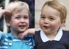 Ksi��� George ma 2 lata. Jego styl wydaje Wam si� znajomy? S�usznie. Podobie�stw mi�dzy nim a