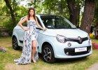 Renault Twingo bizuu | Wersja dla kobiet