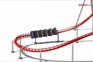 Energylandia w Zatorze buduje nowy rollercoaster [WIDEO]