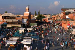Kolory, od kt�rych mieni si� w oczach i zapachy, kt�re kr�c� w nosie. Marrakesz i Fez - miasta tysi�ca i jednej nocy