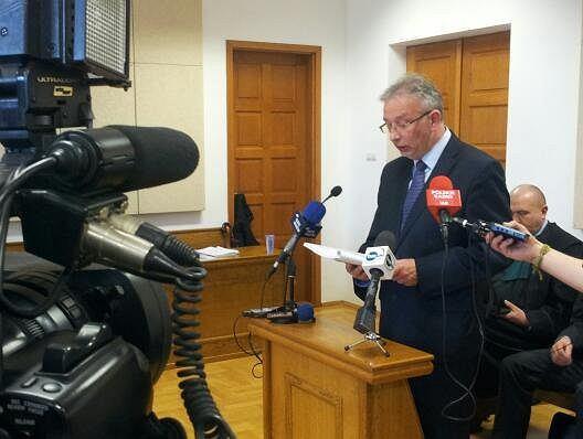 Były prezydent Tarnowa zaczął odbywać karę