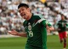Meksyk awansowa� na M�. Na zdj�ciu Oribe Peralta po strzeleniu gola Nowej Zelandii