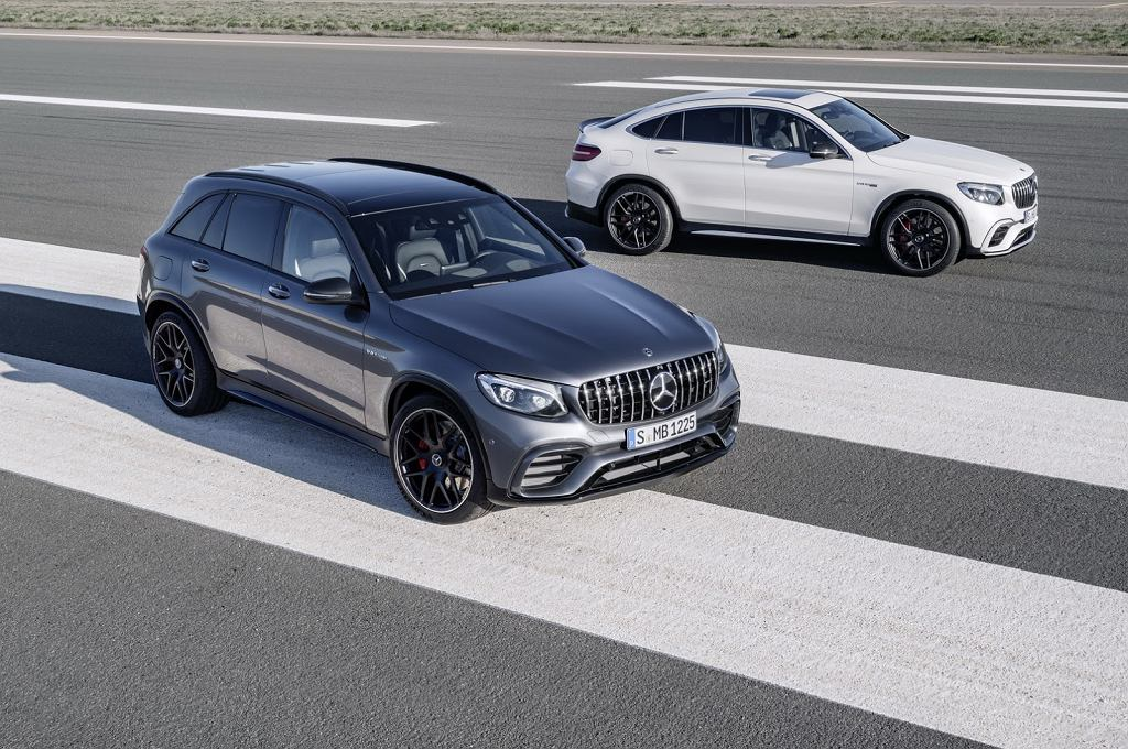 Mercedes GLC Coupe 63 AMG