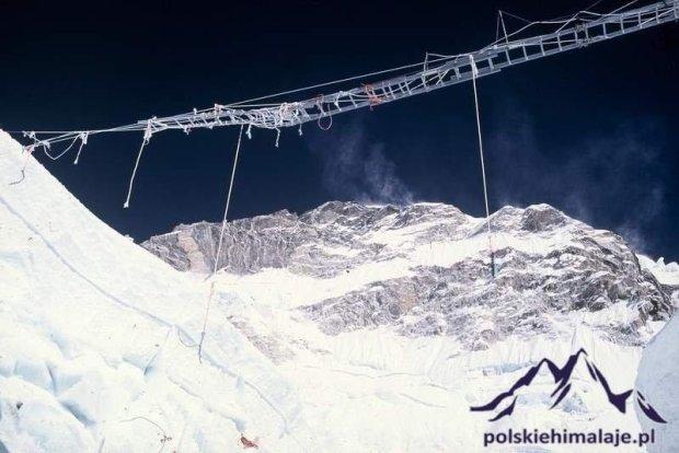 Zdjęcie numer 5 w galerii - 35 lat temu Polacy jako pierwsi zdobyli zimą Mount Everest