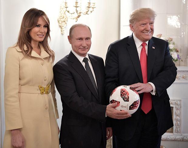 Zdjęcie numer 4 w galerii - Putin zaprasza Trumpa do Moskwy. Twierdzi, że rozmowy telefoniczne nie są wystarczające