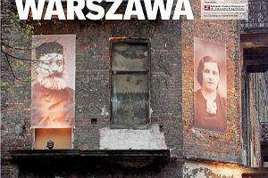 """""""Spacerownik po dawnej �ydowskiej Warszawie"""" z """"Gazet� Wyborcz�"""""""