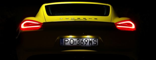 Porsche Cayman S - test Moto.pl