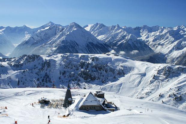 Austria narty: Zillertal Arena / shutterstock
