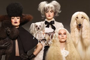 Haute Dogs - jesienna kolekcja Mac jest inspirowana psami!
