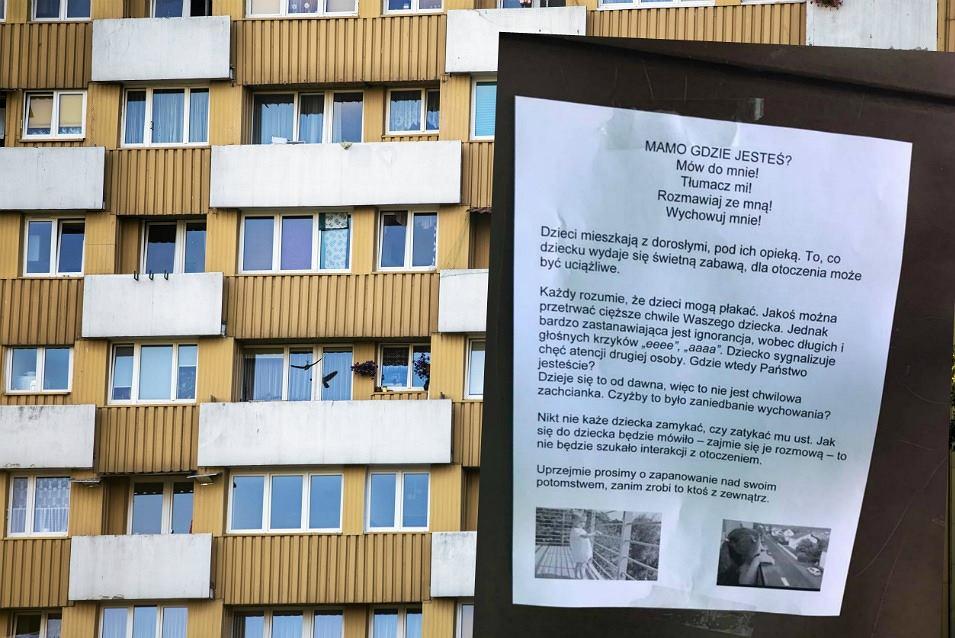 Sąsiad skarży się na hałasujące dziecko na Targówku
