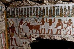 Odkrycie archeolog�w w Egipcie. Odnaleziono kr�lewski grobowiec Amenhotep�w