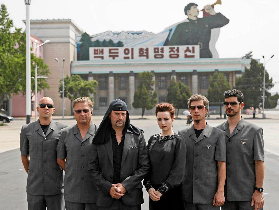 b76b48fdc7d5ba Laibach pierwszym zachodnim zespołem, który zagrał w Korei Płn.  Najdziwniejszy koncert roku