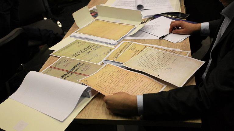 IPN udostępnia dokumenty
