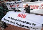 W czwartek zn�w protest opiekun�w niepe�nosprawnych dzieci