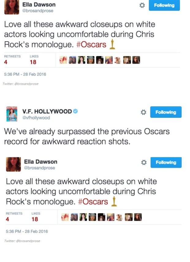 Internauci komentują monolog Chrisa Rocka