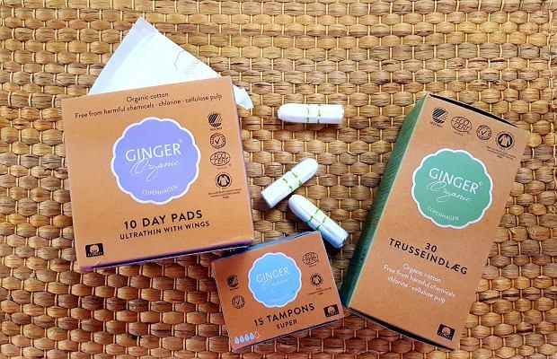 Środki do higieny intymnej GingerOrganic