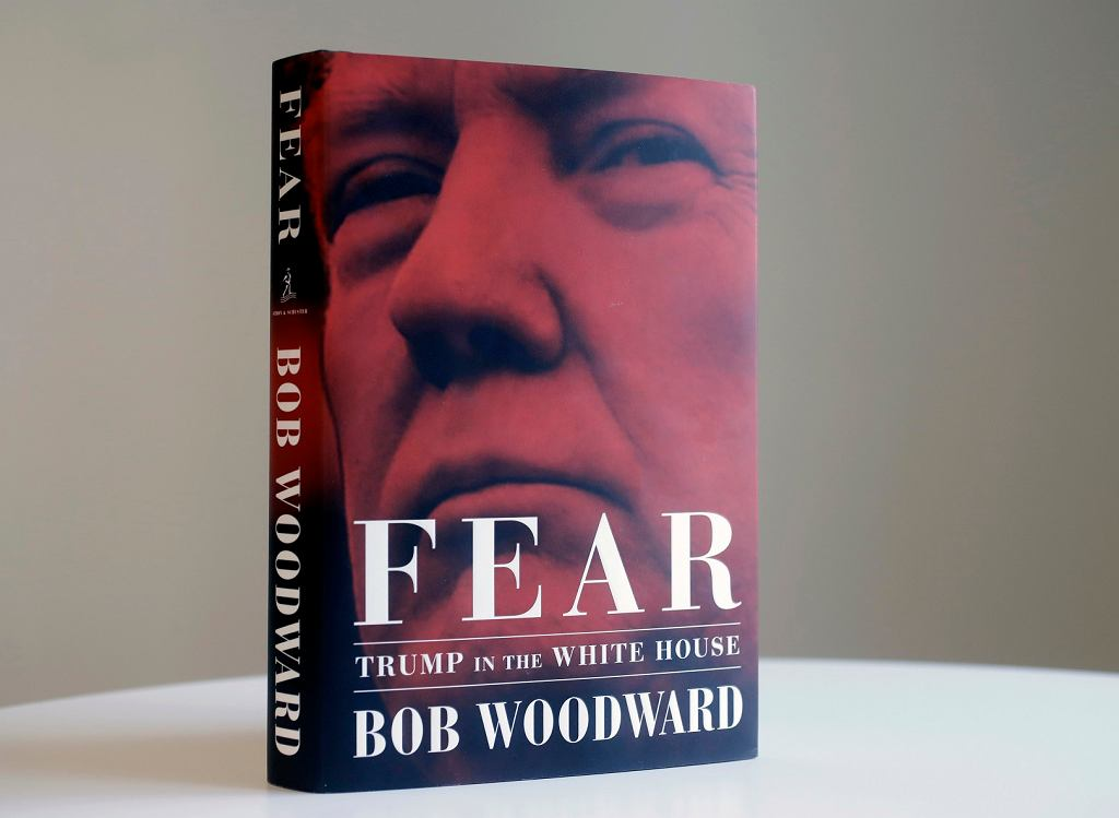 'Strach' Boba Woodwarda