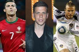 Szcz�sny, Christiano Ronaldo, David Beckham.