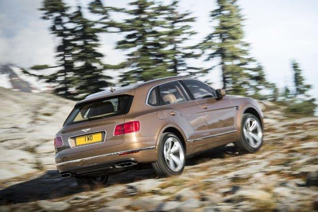Bentley Bentayga | Zbyt wiele zamówień na najdroższego SUV-a na świecie