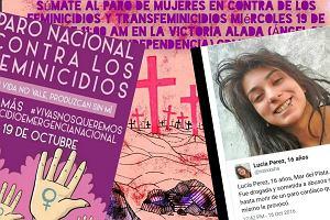 """""""Tak, jak zrobiono w Polsce..."""" Mieszkanki Argentyny i Meksyku szykują się do strajku kobiet"""