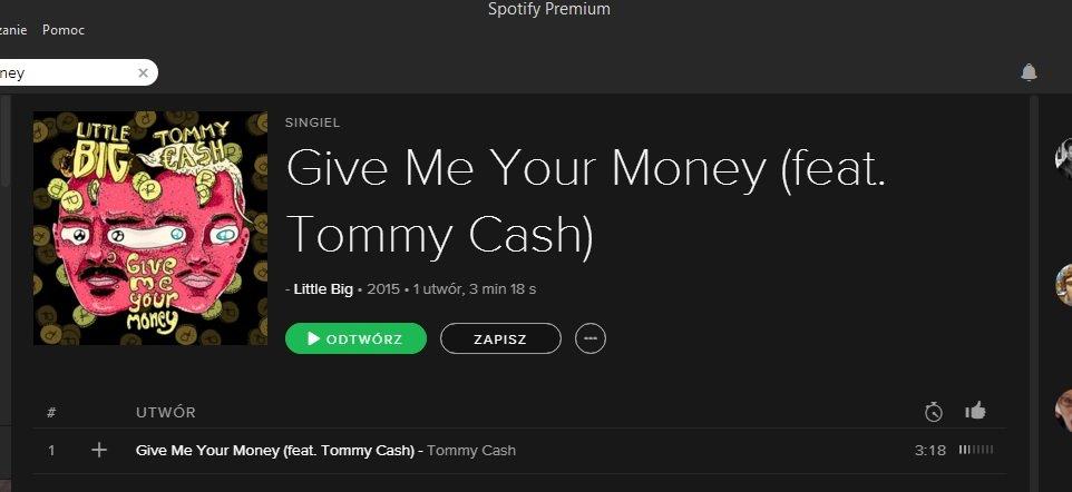 Spotify ma nowy miliard dolarów