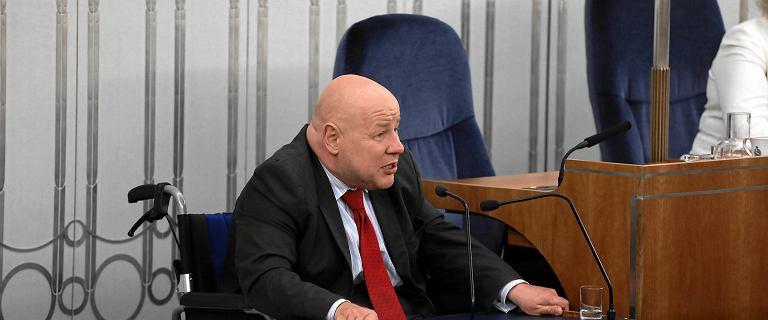 PSL zyskało senatora. Kim jest Jan Filip Libicki? ''Z ciężkim sercem opuściłem PO''