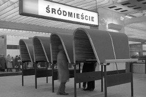 Zobacz warszawsk� architektur� na zdj�ciach z lat 50., 60. i 70.