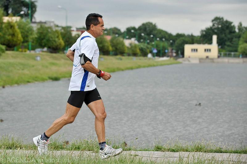 Czesław Przybylski zadebiutuje w maratonie we Wrocławiu 11 września 2011