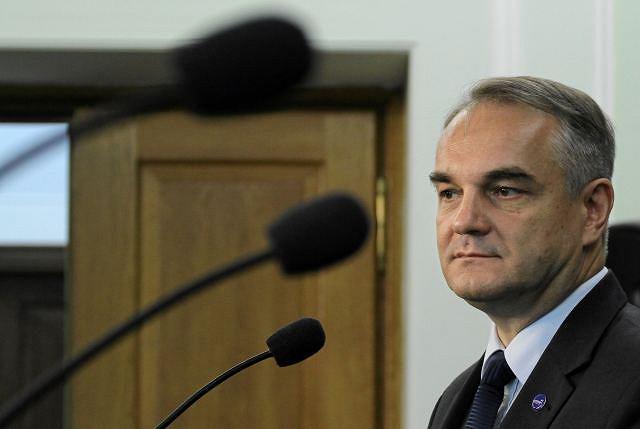 szef PSL Waldemar Pawlak
