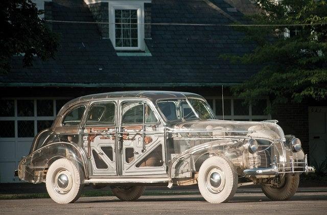 Pontiac Deluxe Six 1939