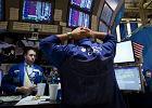 Ostra wyprzeda� na Wall Street. W Polsce kolejny rekord franka