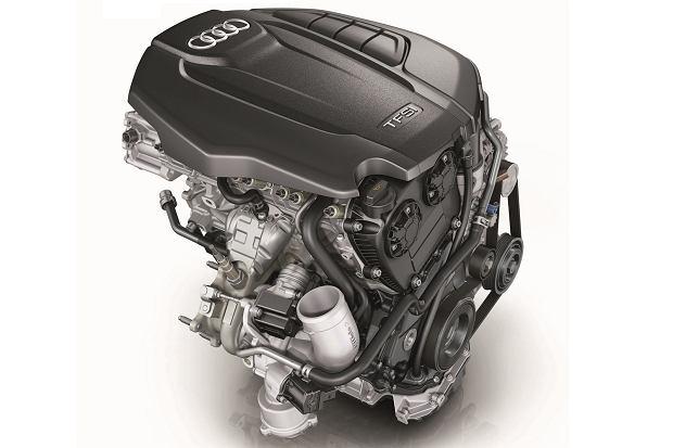 Audi prezentuje nowy silnik 1.8 TFSI