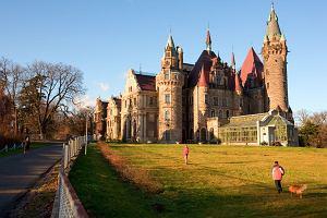 Weekend z dziećmi: zoo w Opolu i bajkowy zamek w Mosznej
